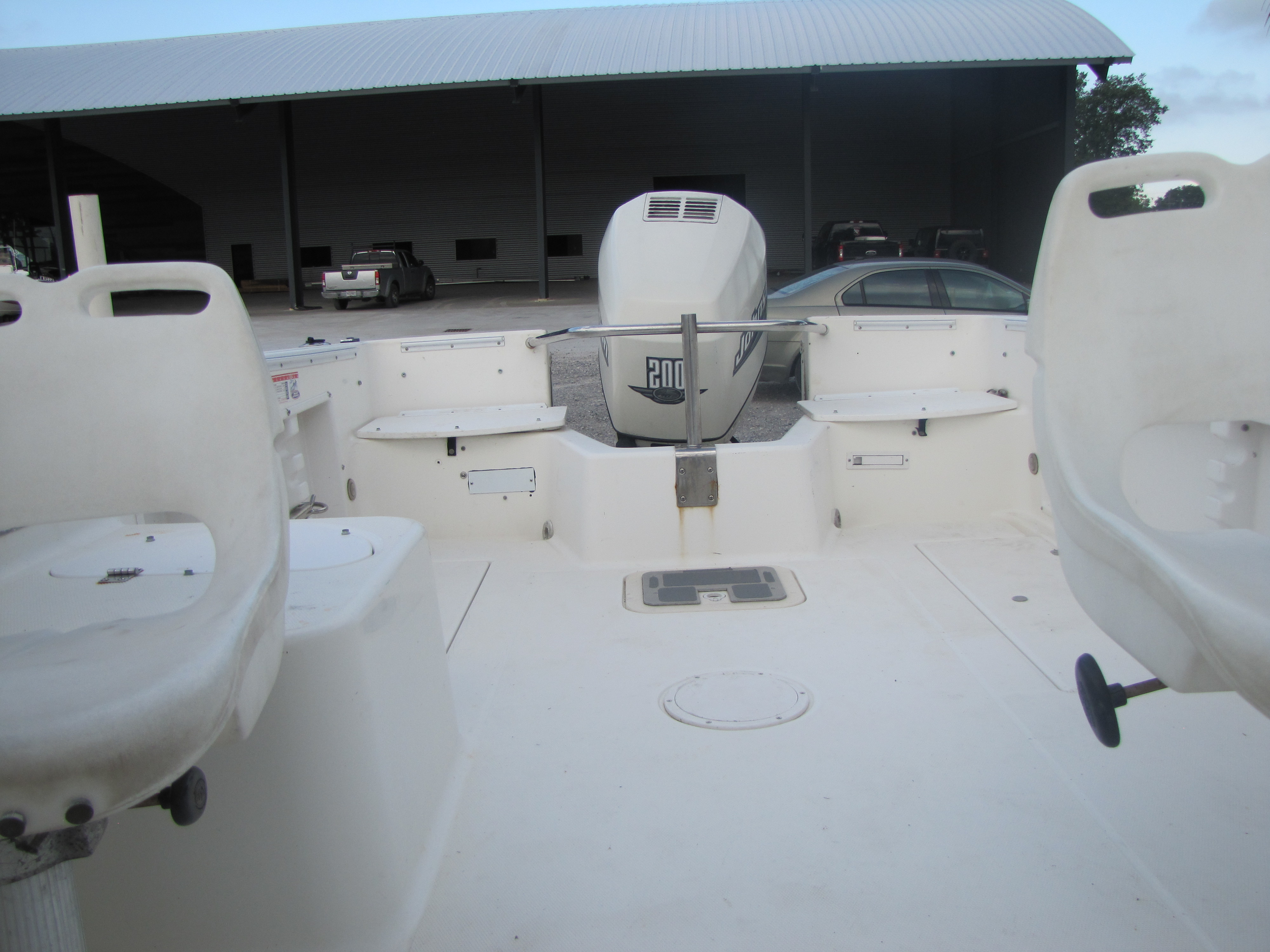 2000 Aquasport boat for sale, model of the boat is 215 Osprey Sport & Image # 10 of 21