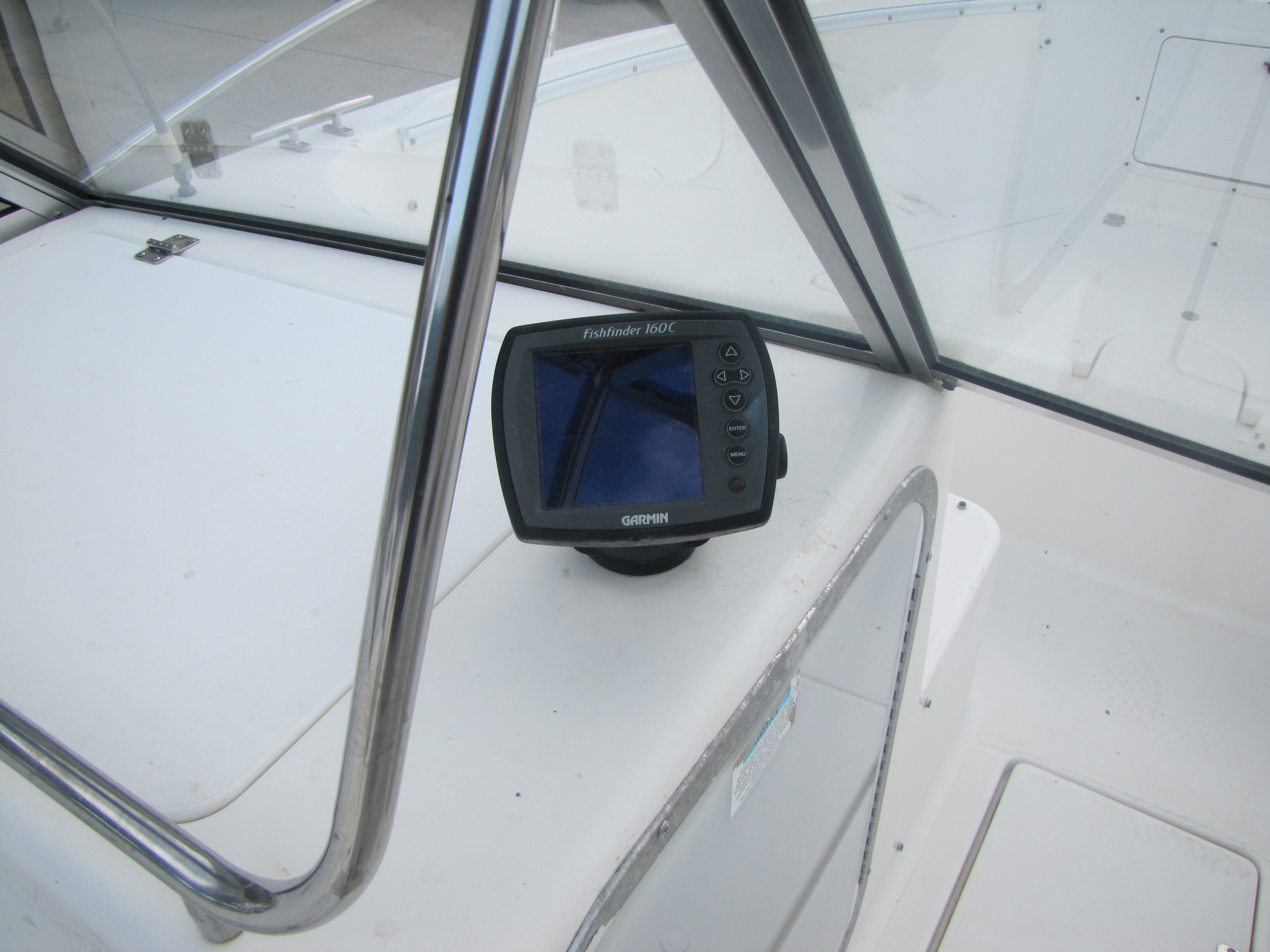 2000 Aquasport boat for sale, model of the boat is 215 Osprey Sport & Image # 12 of 21