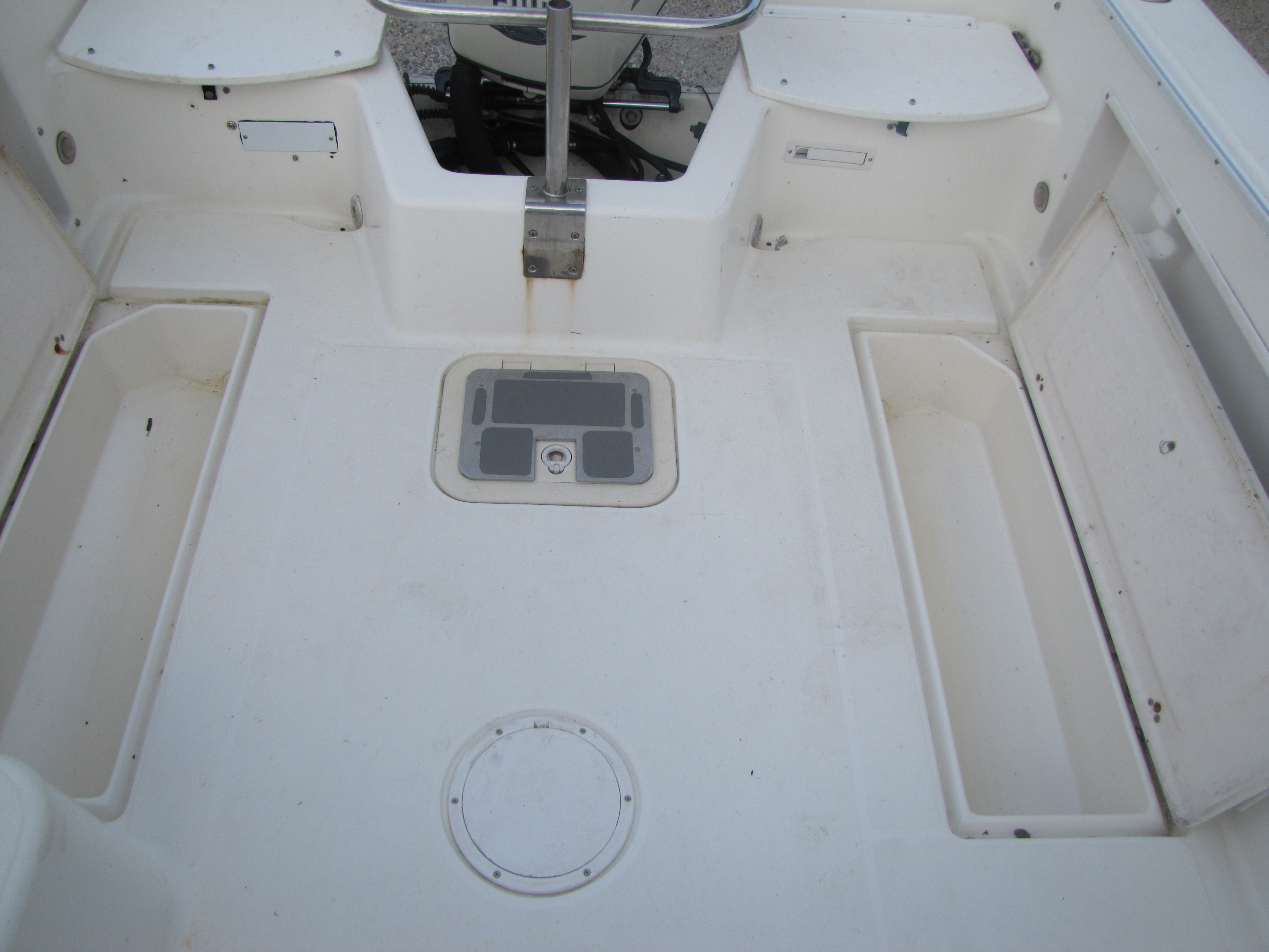 2000 Aquasport boat for sale, model of the boat is 215 Osprey Sport & Image # 13 of 21