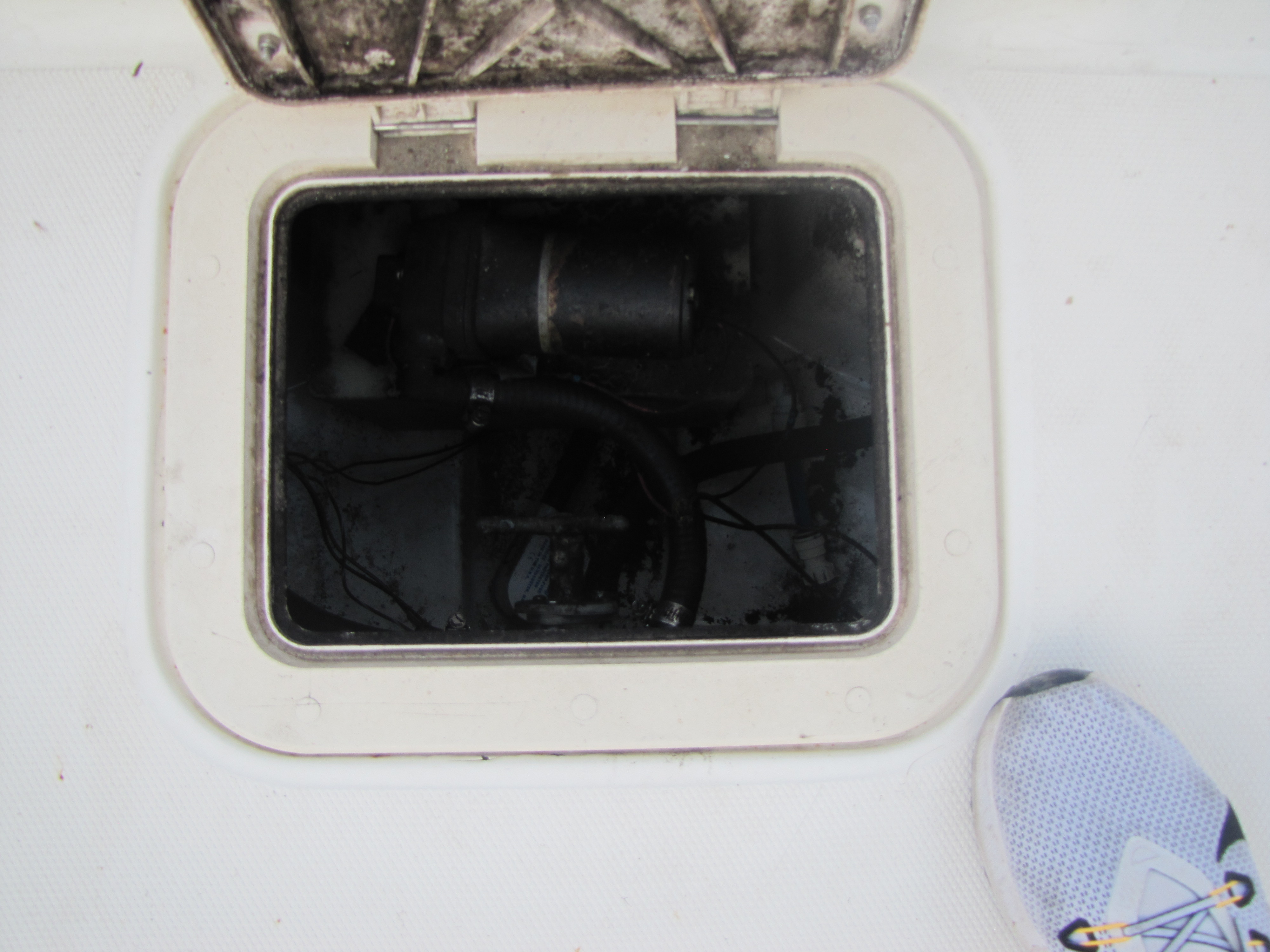 2000 Aquasport boat for sale, model of the boat is 215 Osprey Sport & Image # 17 of 21