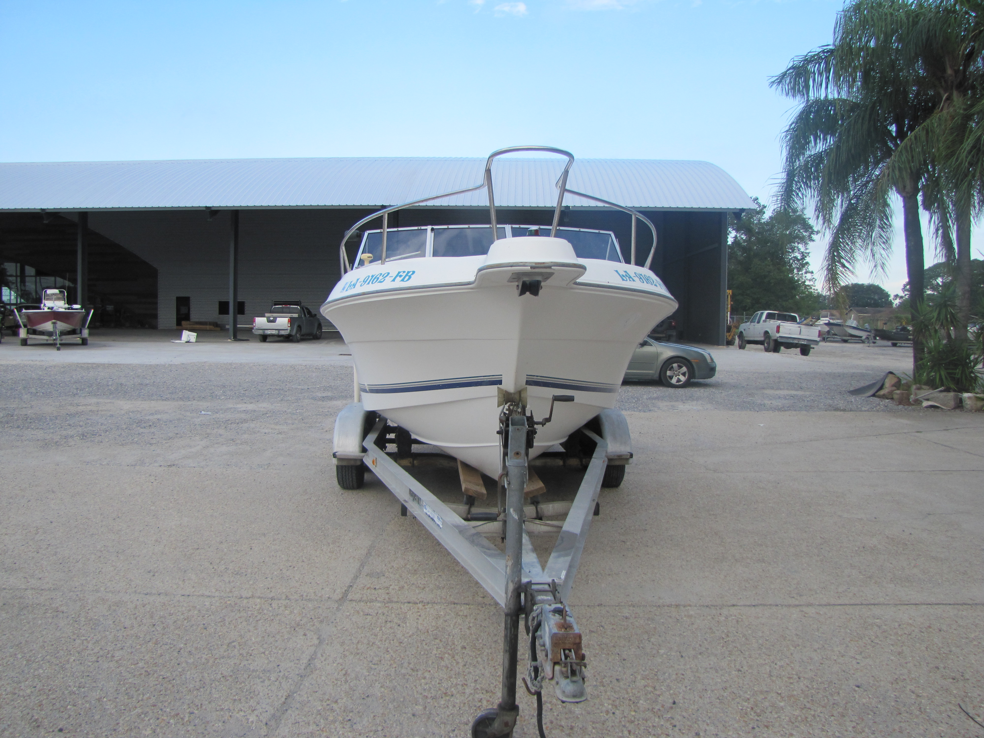2000 Aquasport boat for sale, model of the boat is 215 Osprey Sport & Image # 21 of 21