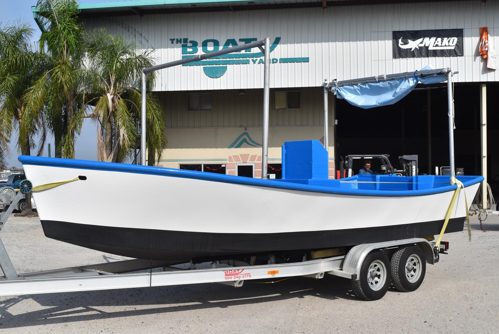1998 Terrebonne boat for sale, model of the boat is Terrebonne Skiff 22 & Image # 1 of 14