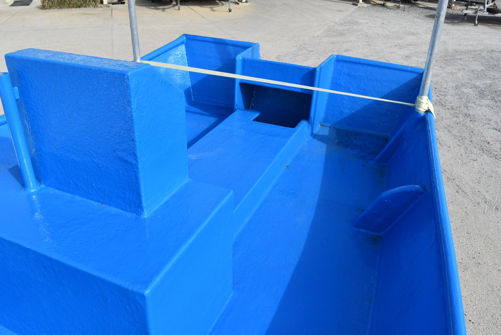 1998 Terrebonne boat for sale, model of the boat is Terrebonne Skiff 22 & Image # 4 of 14