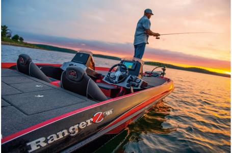 2020 Ranger Boats boat for sale, model of the boat is Z185 w/ 150L Pro XS 4S & Image # 13 of 49