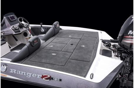 2020 Ranger Boats boat for sale, model of the boat is Z185 w/ 150L Pro XS 4S & Image # 33 of 49