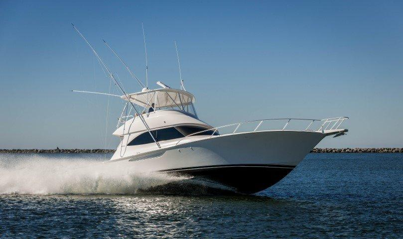 Used viking yachts for sale from 35 to 50 feet for Used boat motors panama city fl