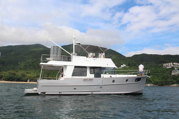 Swift Trawler 44 Profile