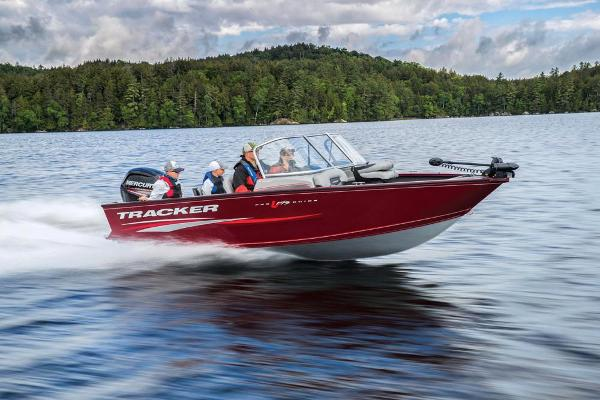 2017 Tracker Boats boat for sale, model of the boat is Pro Guide V-175 Combo & Image # 2 of 48