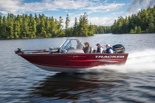2017 Tracker Boats boat for sale, model of the boat is Pro Guide V-175 Combo & Image # 4 of 48