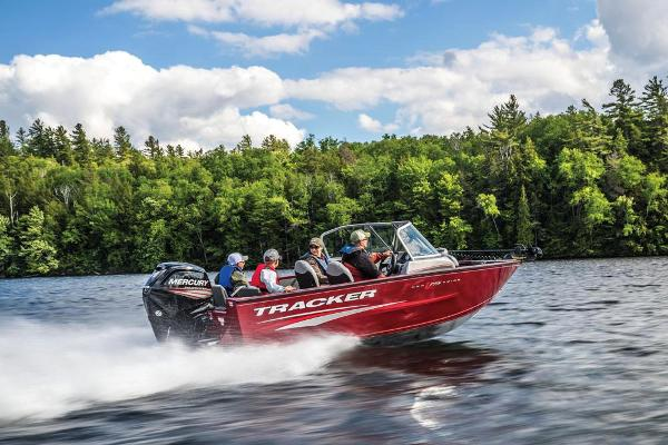 2017 Tracker Boats boat for sale, model of the boat is Pro Guide V-175 Combo & Image # 5 of 48