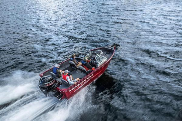 2017 Tracker Boats boat for sale, model of the boat is Pro Guide V-175 Combo & Image # 6 of 48