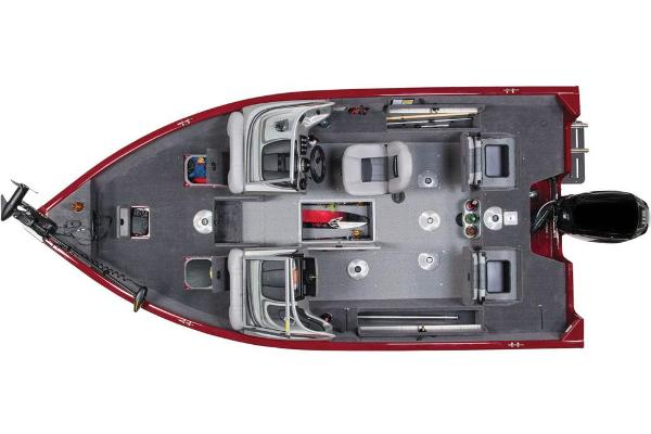 2017 Tracker Boats boat for sale, model of the boat is Pro Guide V-175 Combo & Image # 14 of 48