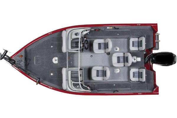 2017 Tracker Boats boat for sale, model of the boat is Pro Guide V-175 Combo & Image # 13 of 48
