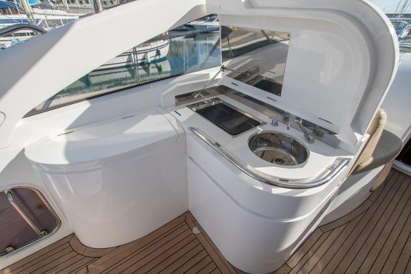 Princess Motor Yacht Sales - Used Princess V45