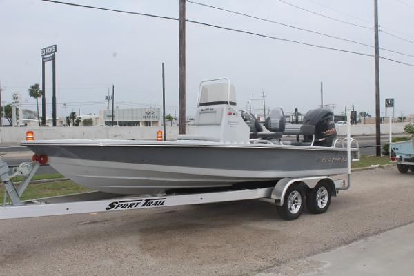 2020 Blazer boat for sale, model of the boat is 2220 GTS & Image # 1 of 9