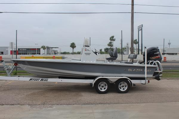 2020 Blazer boat for sale, model of the boat is 2220 GTS & Image # 2 of 9