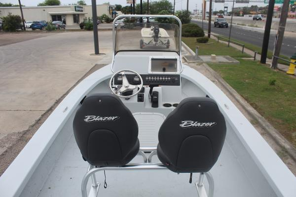 2020 Blazer boat for sale, model of the boat is 2220 GTS & Image # 8 of 9