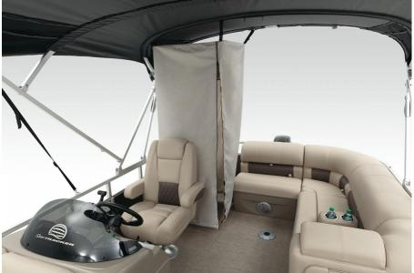 2020 Sun Tracker boat for sale, model of the boat is Signature Party Barge 20 w/90ELPT 4S CT & Image # 15 of 39