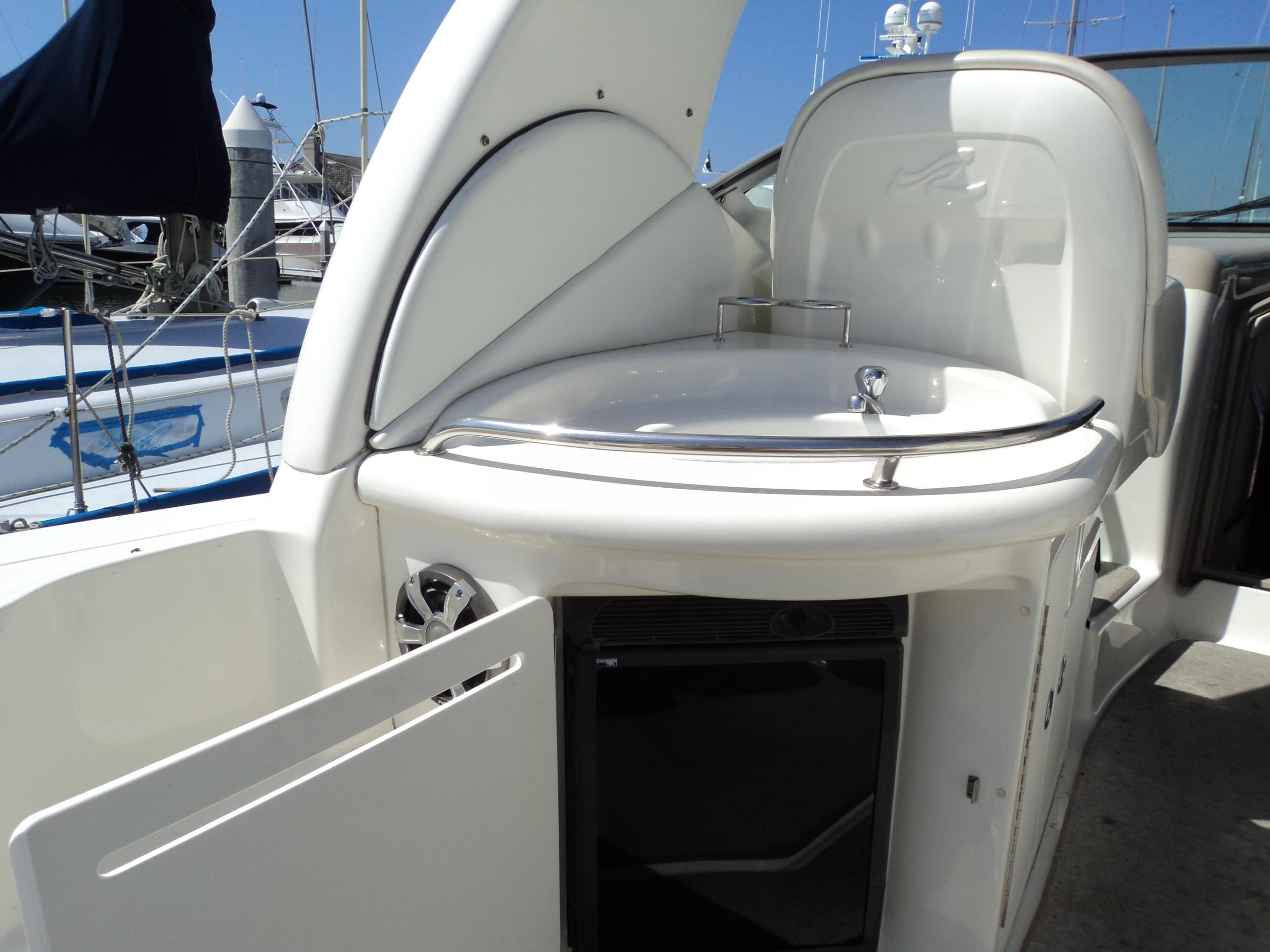Starboard Wet Bar