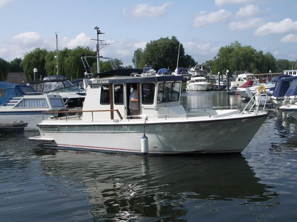 Botnia Marin Targa 25 MkII