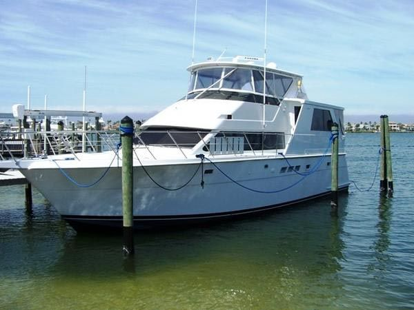 Hatteras Sport Deck Motor Yachts. Listing Number: M-3535369