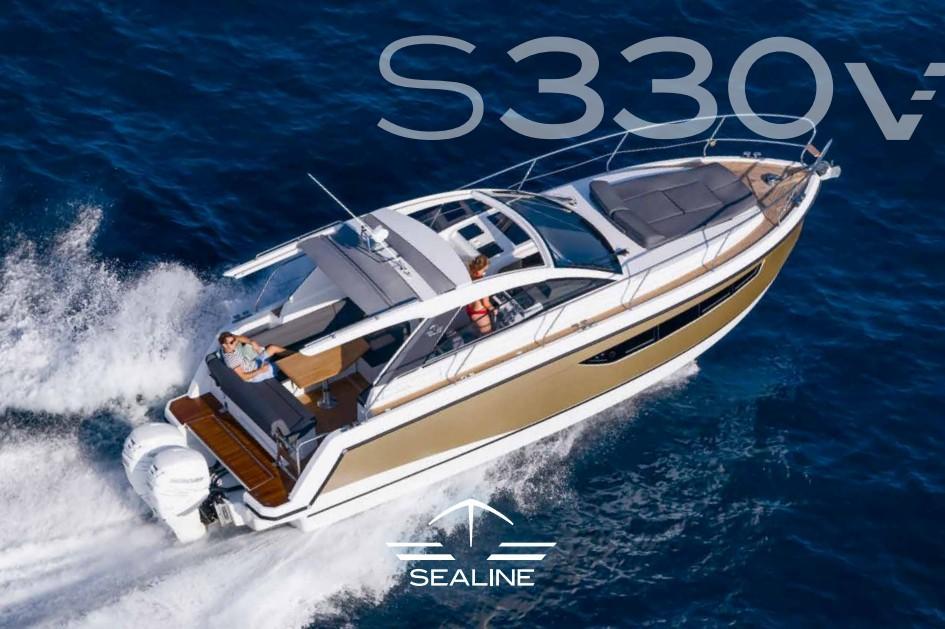 Sealine S330 V