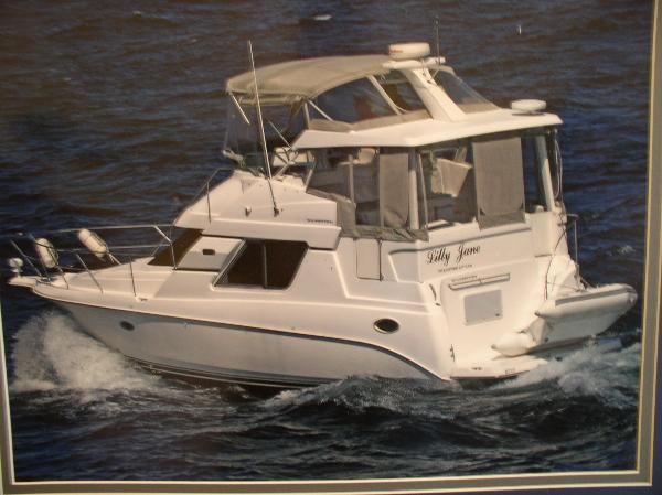 1999 SILVERTON 352 for sale