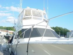 Starboard Exterior View