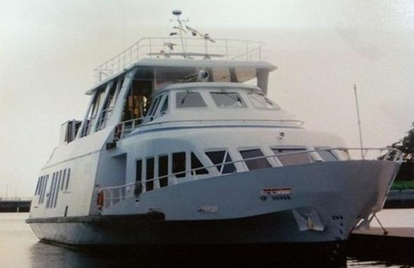 1987 Custom Sightseeing / Passenger Ship commercial