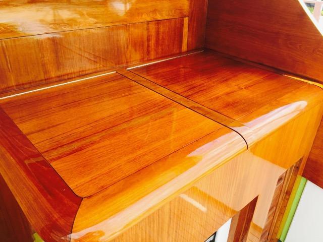 Build-up Varnish Coats