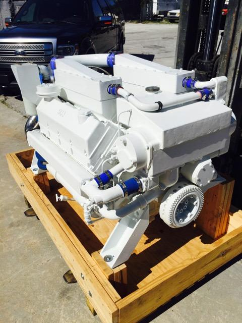 New Engine - Awaiting Install
