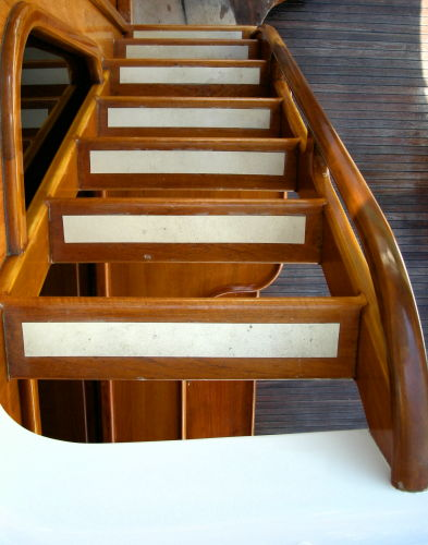 Ladder To Bridge