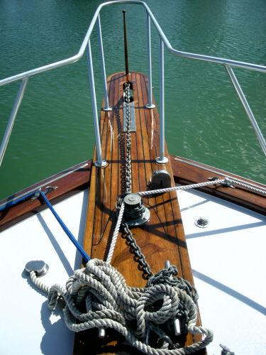 Bow Pulpit&Windlass