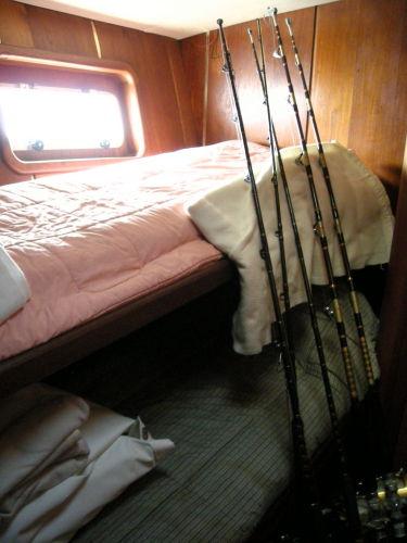 VIP Cabin/ Starboard Side