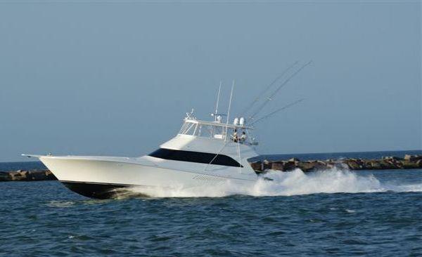 Viking Convertible Sports Fishing Boats. Listing Number: M-3845400 65' ...