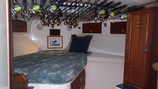 Overhead Rod Storage