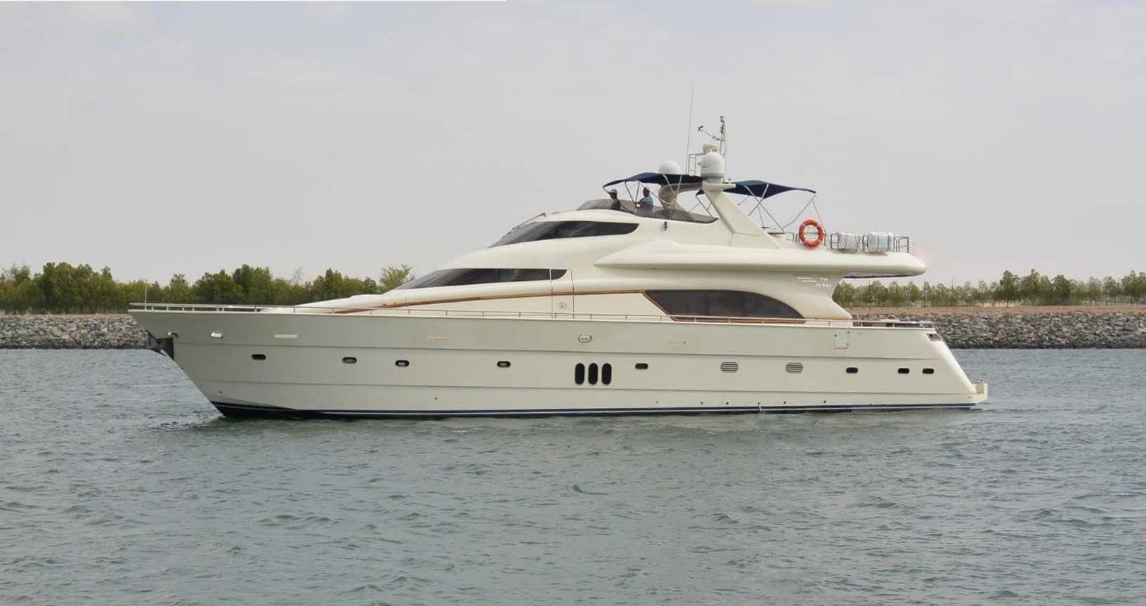 2006 85 ft Yacht For Sale | Allied Marine