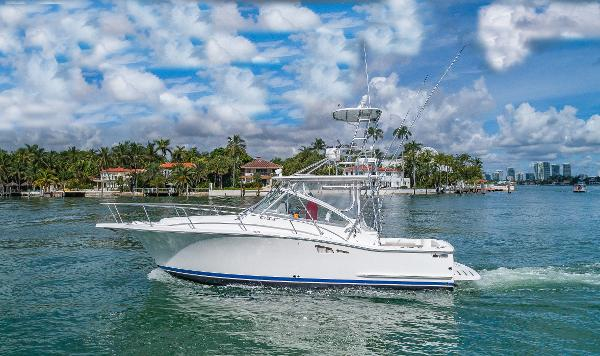 2008 31' Luhrs 31 Open IPS