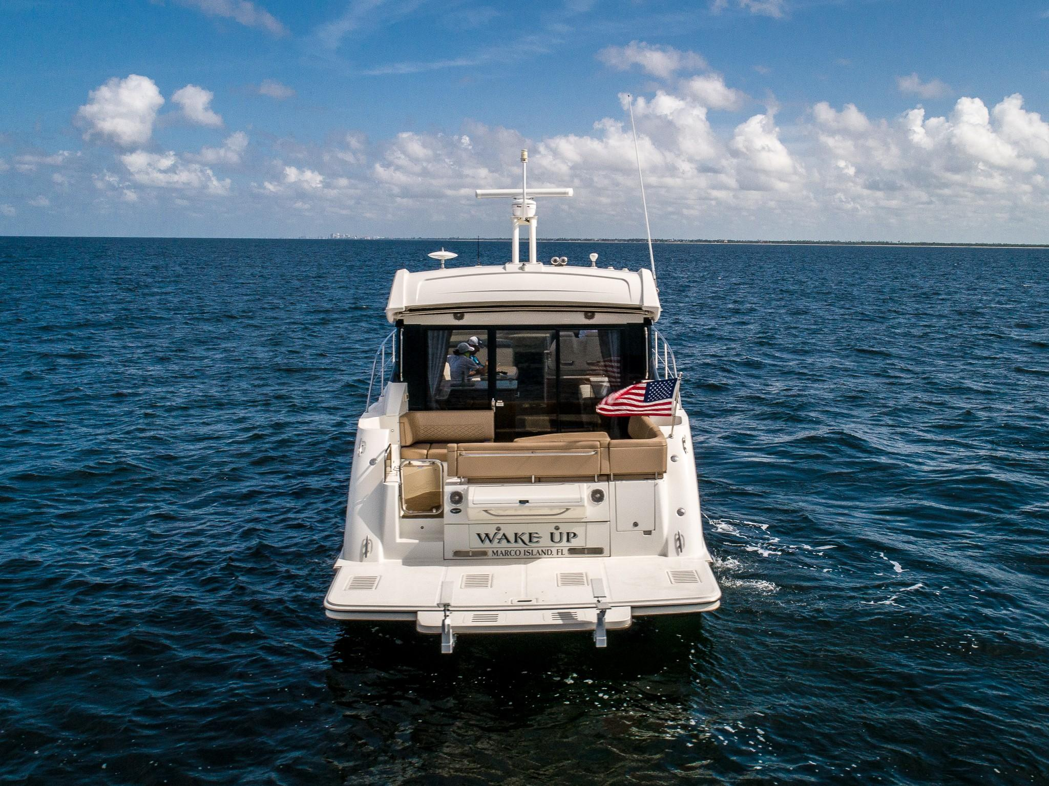 Used Sea Ray 46 2017 Yacht For Sale Naples Denison Yachting