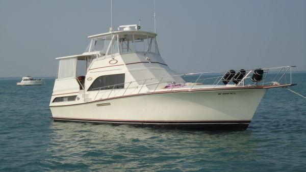Ocean 46 Sunliner Motor Yachts. Listing Number: M-3505428