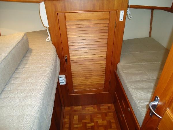 Midship stateroom (could be office)
