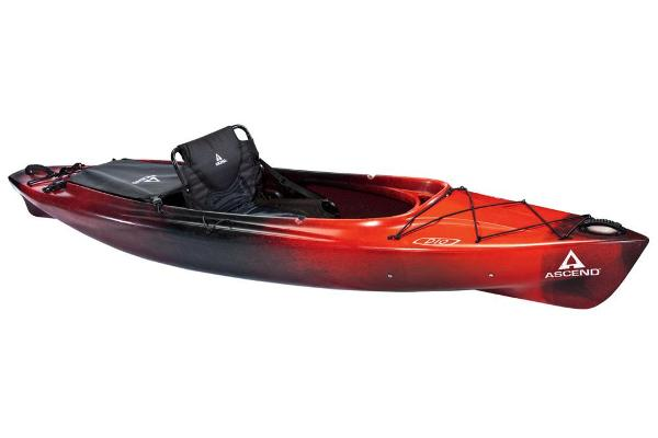 2018 ASCEND D10 SIT IN (RED/BLACK) for sale
