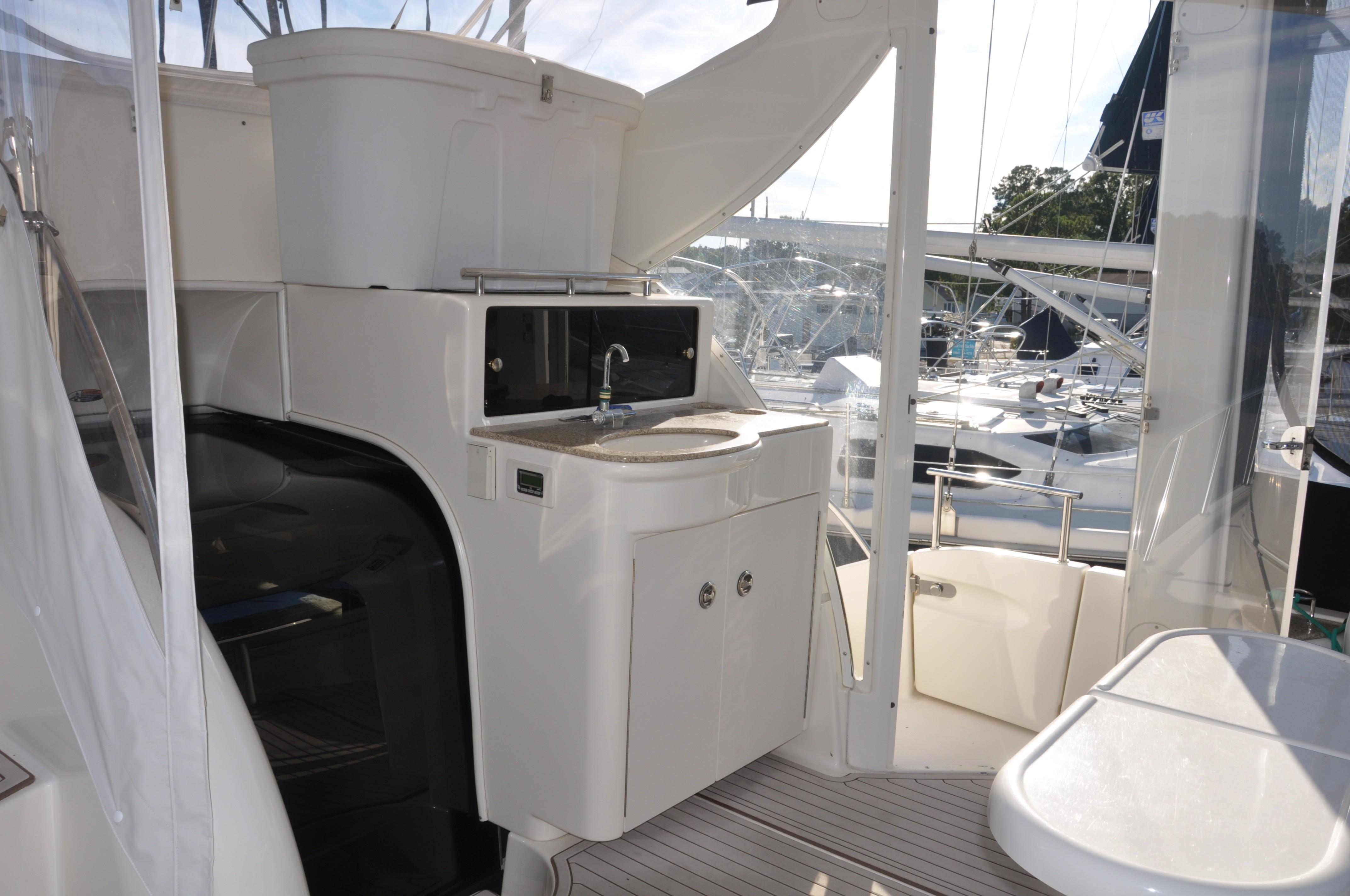 2007 Meridian 459 Motoryacht | Powerboats for Sale