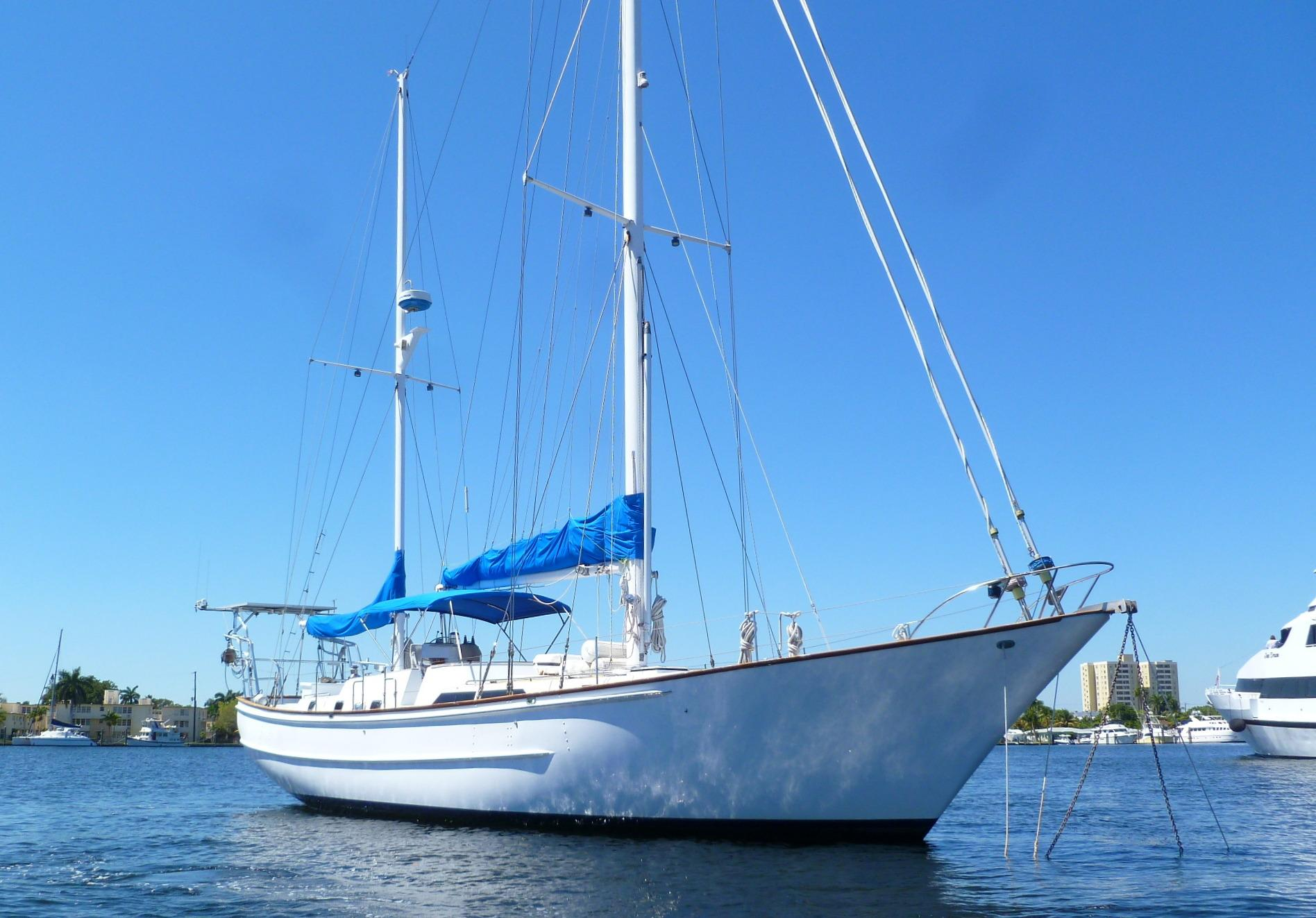 56' Nautical Development Corp 1979 Stevens 56