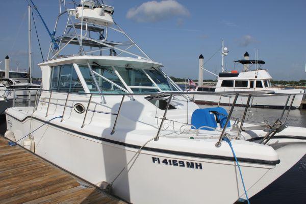 2003 baha cruisers king cat 290 locat