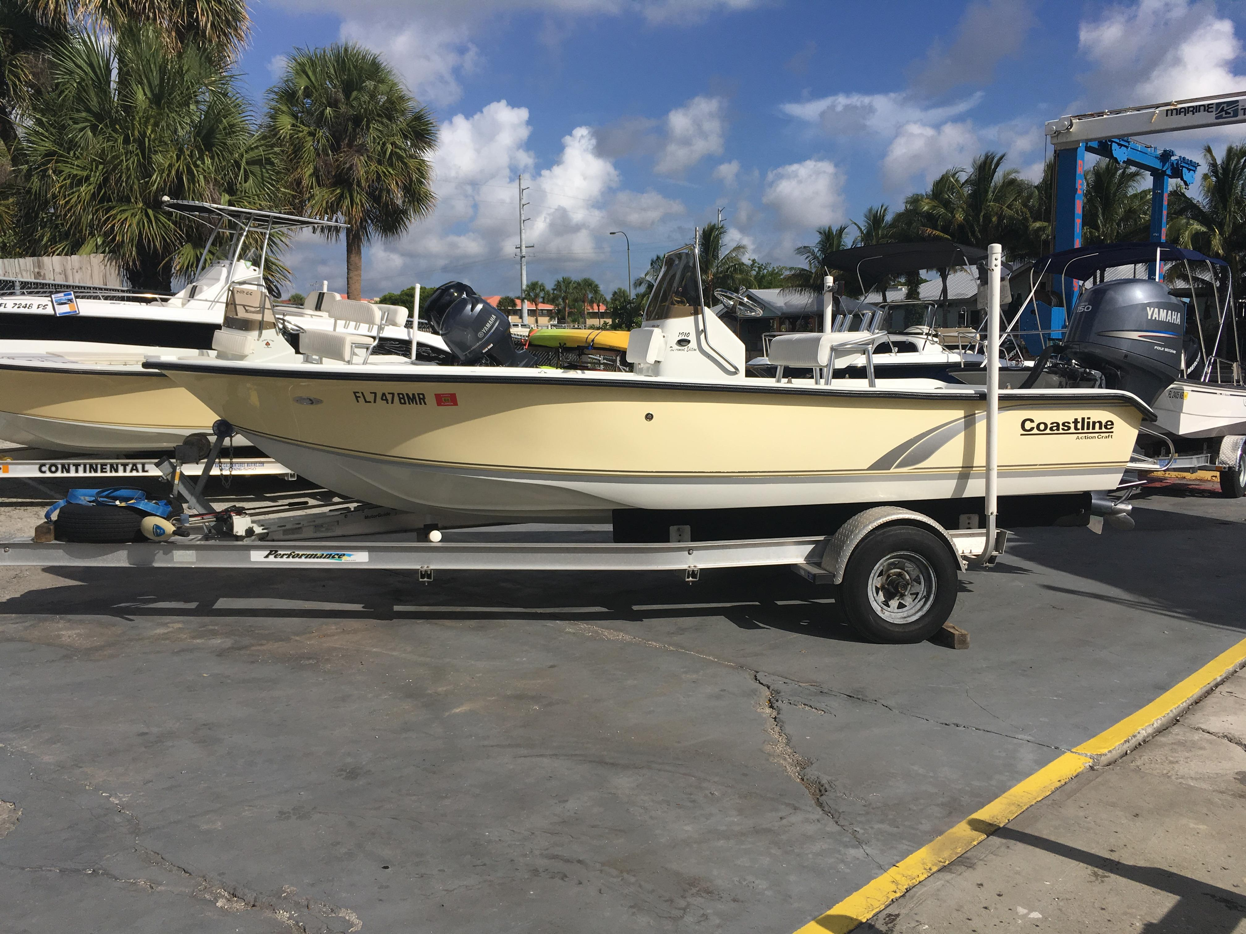 2005 Action Craft 191OTE