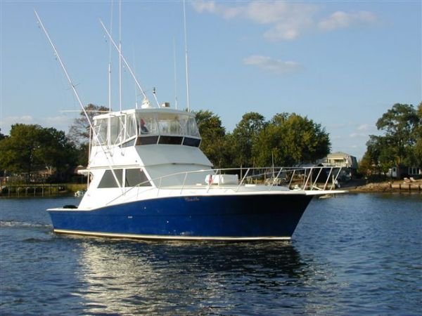 Viking Convertible SF Sports Fishing Boats. Listing Number: M-3465438 41' ...