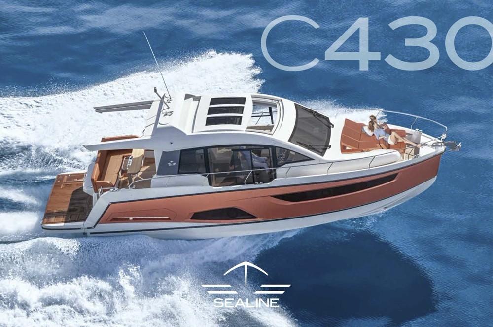Sealine C 430