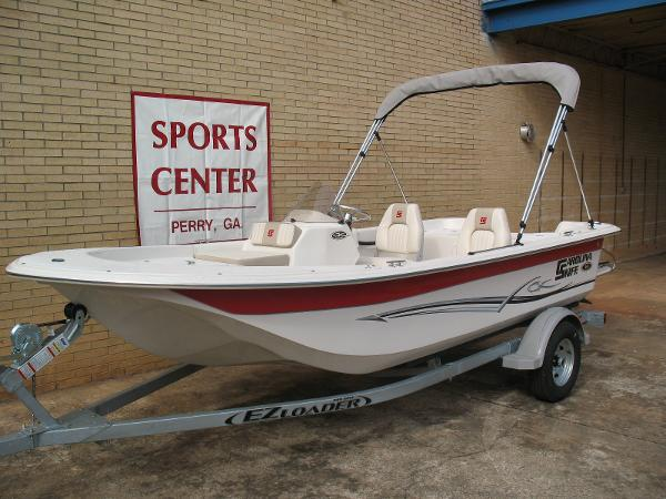 2014 CAROLINA SKIFF JVX16SC for sale