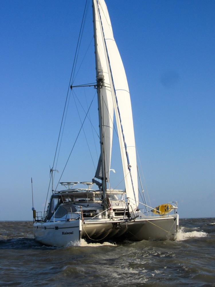 43' Admiral Executive 40 2009 Extended Owner's Version